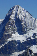 Dent Blanche Home